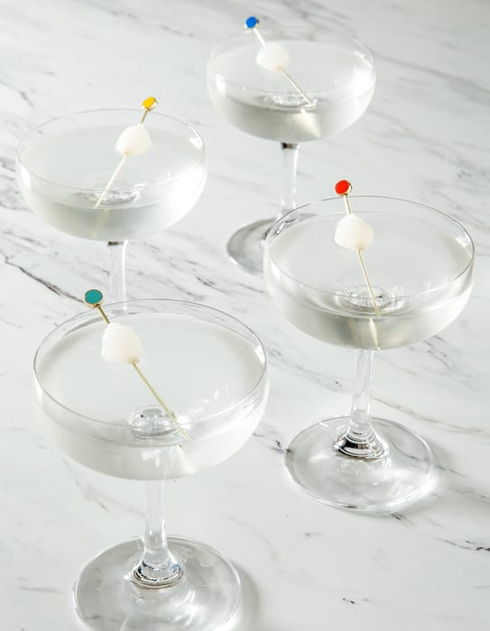 Cocktail Picks from Love & Victory. | $24, imbibemagazine.com