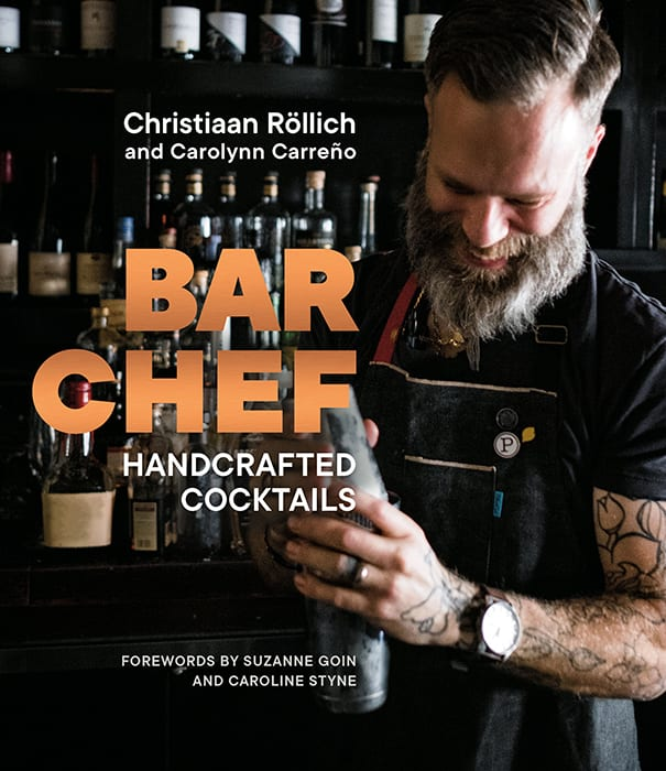 Bar Chef: Handcrafted Cocktails. |  $25, amazon.com