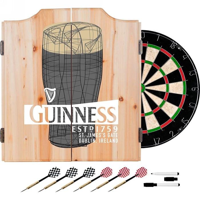 Guinness Dart Board. |  $200, guinnesswebstore.com