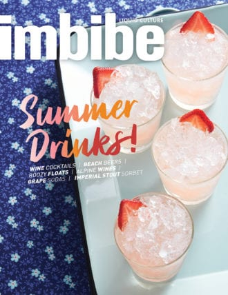 imbibe summer issue