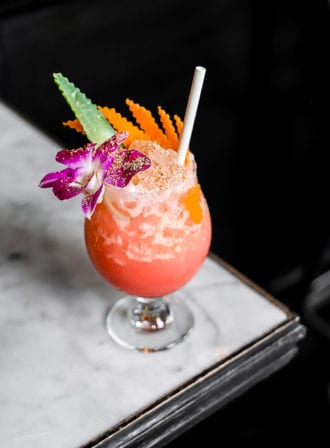 booze-free painkiller cocktail