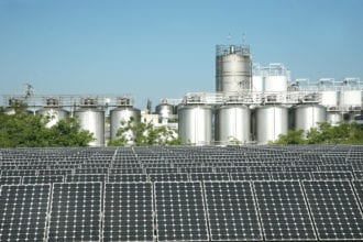 solar breweries