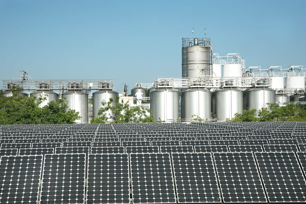 Why Breweries Are Betting on Solar Power - Imbibe Magazine