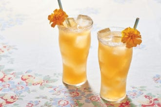 Orange Wine Cocktail