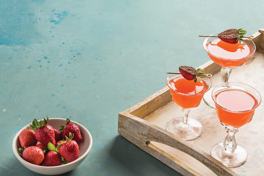 SUBSCRIBE & GET A FREE GUIDE TO SUMMER DAIQUIRIS