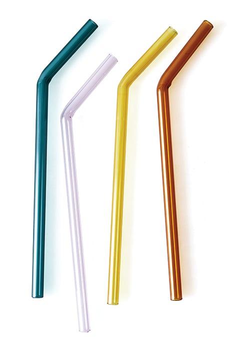 juiceglass Glass Straw.