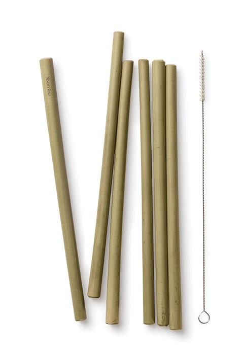 Bambu Straws.