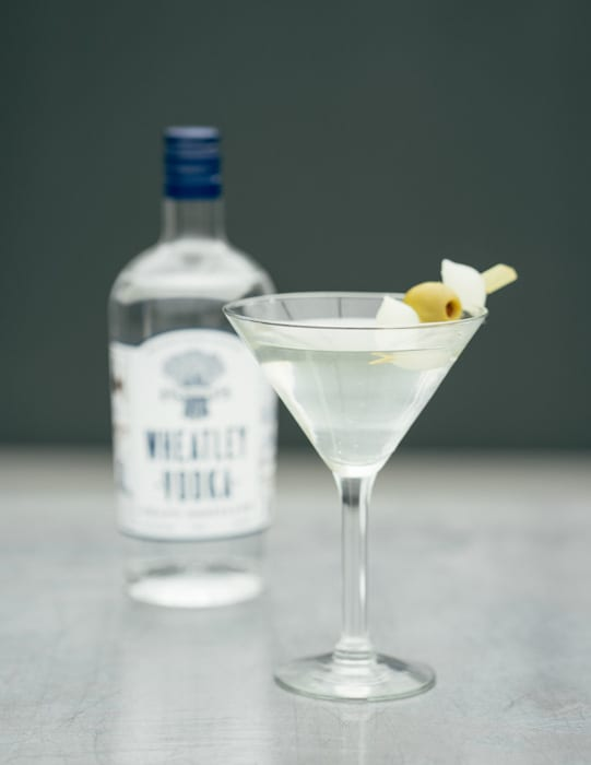 Grain-to-Glass Vodka