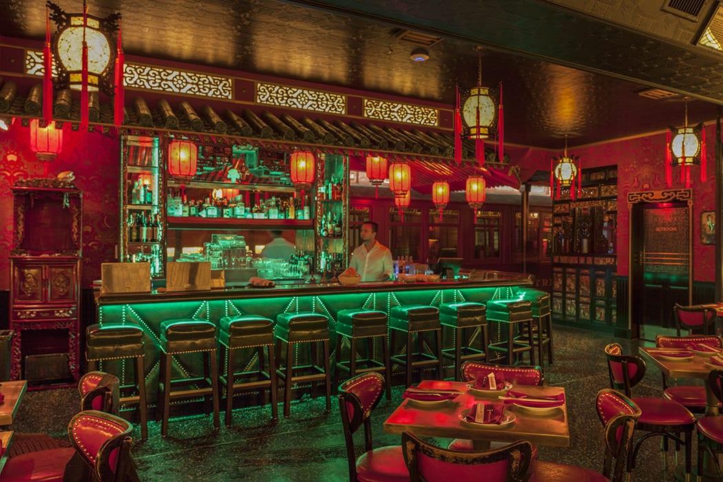 Awe Inspiring Inside Look The Formosa Cafe Los Angeles Imbibe Magazine Theyellowbook Wood Chair Design Ideas Theyellowbookinfo