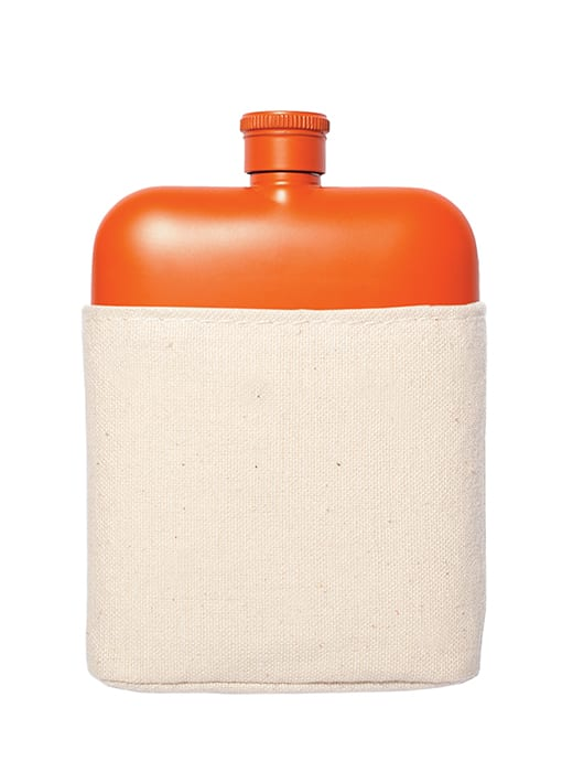 Izola Flask with Canvas Carrier. $42, izola.com