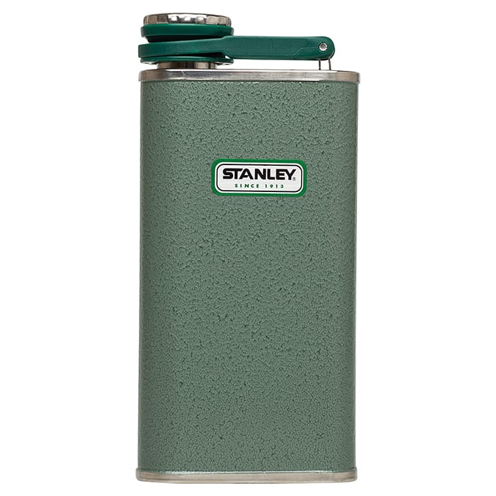Stanley Classic Flask. $25, stanley-pmi.com