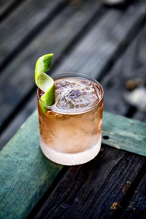 Charanda Cocktail