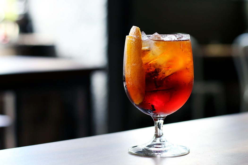 Longman and Eagle's Negroni di Aquila