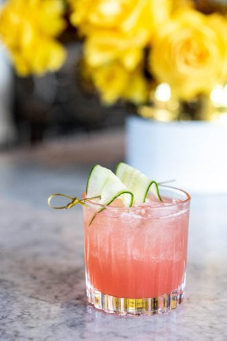 Siesta Cocktail Riff