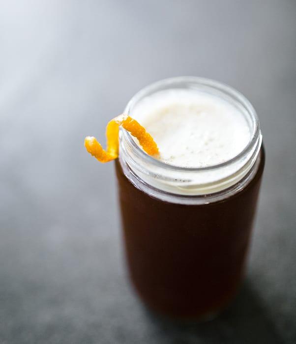 Cold Brew Cider