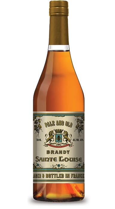 Brandy Sainte Louise. | $28, klwines.com
