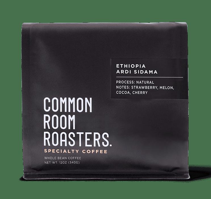 Common Room Coffee Ethiopia Sidama. $18, commonroomroasters.com