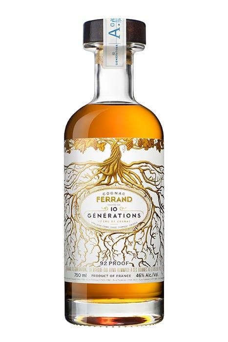 Ferrand 10 Generations Cognac. | $60, maisonferrand.com