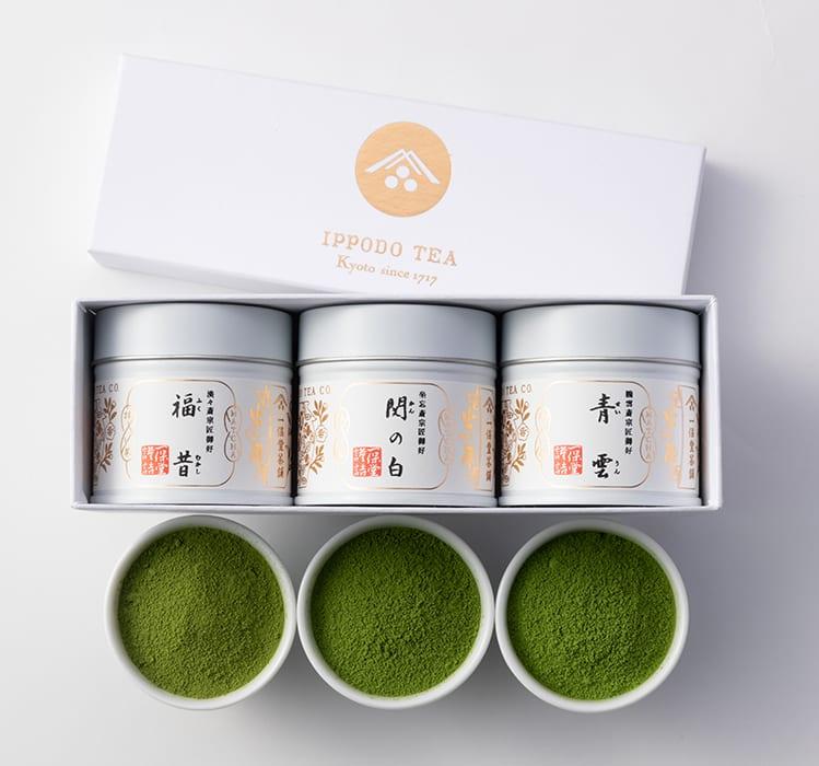 Ippodo Matcha Gift Set. | $50, ippodotea.com