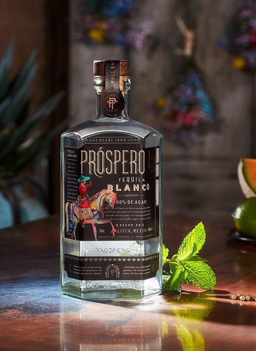 Próspero Tequila Blanco. | $33.94, saratogawine.com