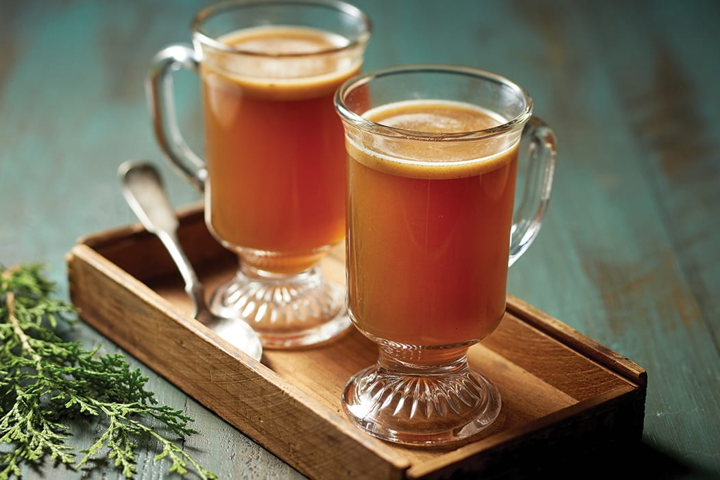 hot buttered punch