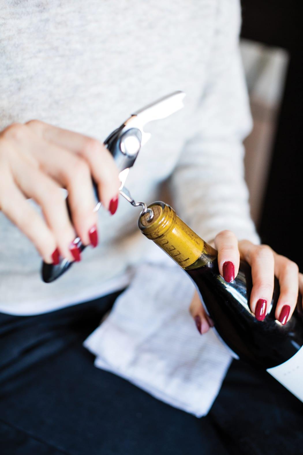 house wine list