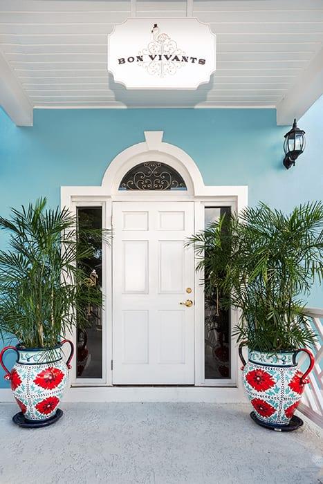 Bon Vivants opened in Nassau in the spring of 2019.