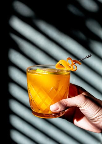 spirit-free cocktail