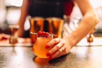 Sidra Cocktail