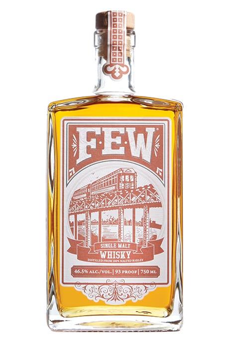 FEW Single Malt Whisky. | $74.95, bountyhunterwine.com