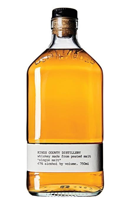 Kings County Single Malt Whiskey. | $49.99, caskers.com