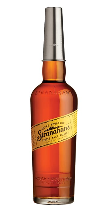 Stranahan's Rocky Mountain Single Malt Whiskey. | $60, reservebar.com