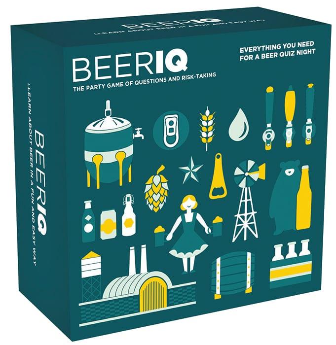 BeerIQ. | $24.95, helvetiq.com
