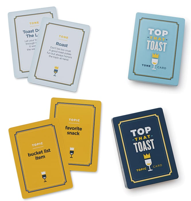 Top That Toast. | $20, amazon.com