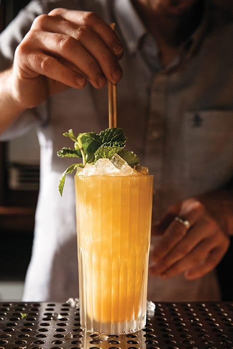 Roquette Cocktail