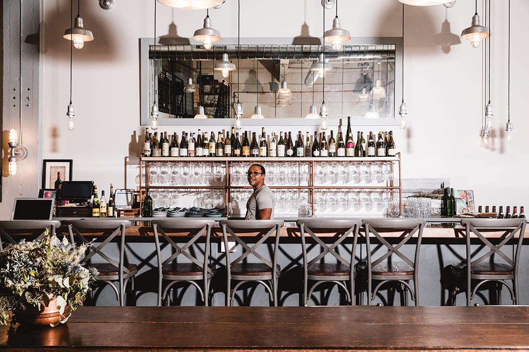 Wine Bar of the Year: Ungrafted in San Francisco has a refreshingly balanced approach to wine. | Photo by Carolyn Fong.