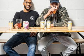 Imbibe 75 People to Watch: Kofi Meroe and Amado Carsky of Sankofa Brewing