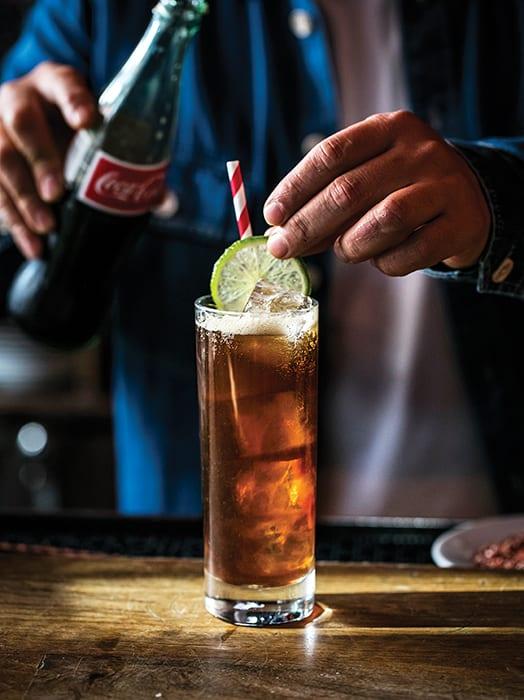 batanga cocktail