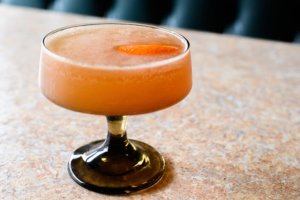 TO THURSDAY: A RUM PUNCH