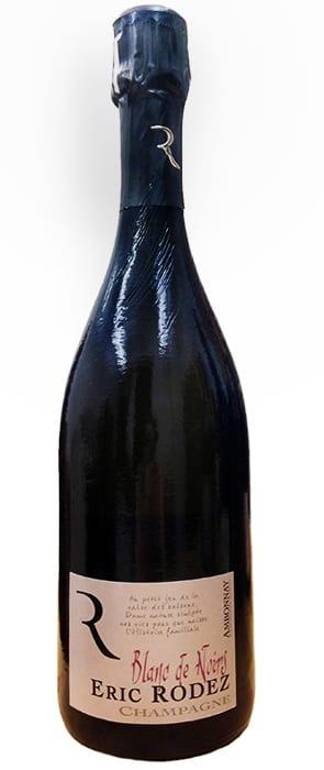 Eric Rodez Blanc de Noirs Champagne. | $66, rhcselectionswineshop.com