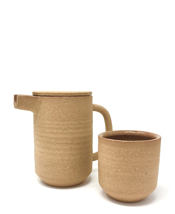 Moab Decanter Set.   $110, pkkceramics.com