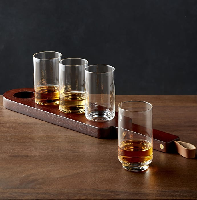 Prospect All Purpose Tasting Set. |  $39.95, crateandbarrel.com