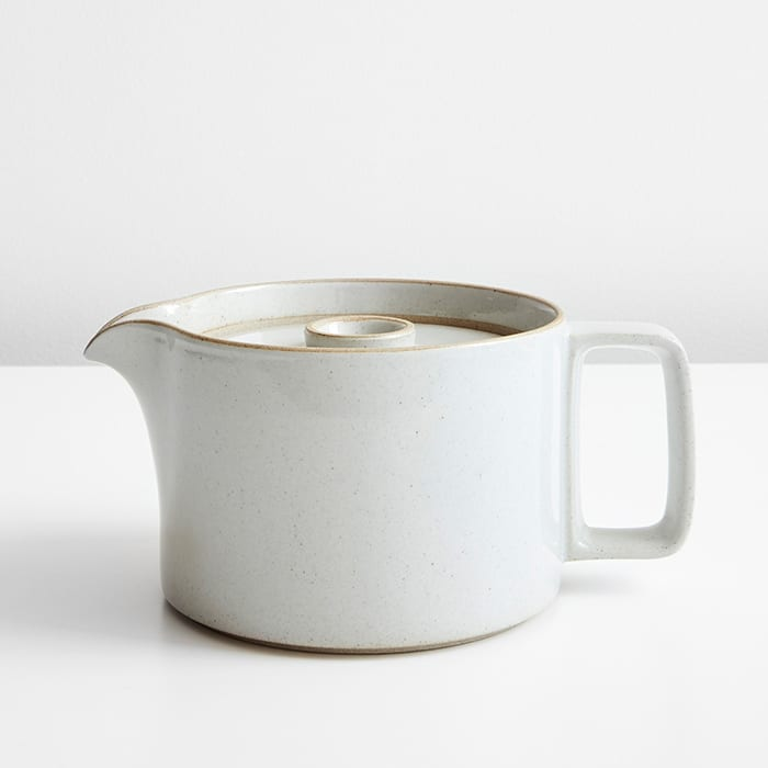 Hasami Teapot. $75, unisonhome.com