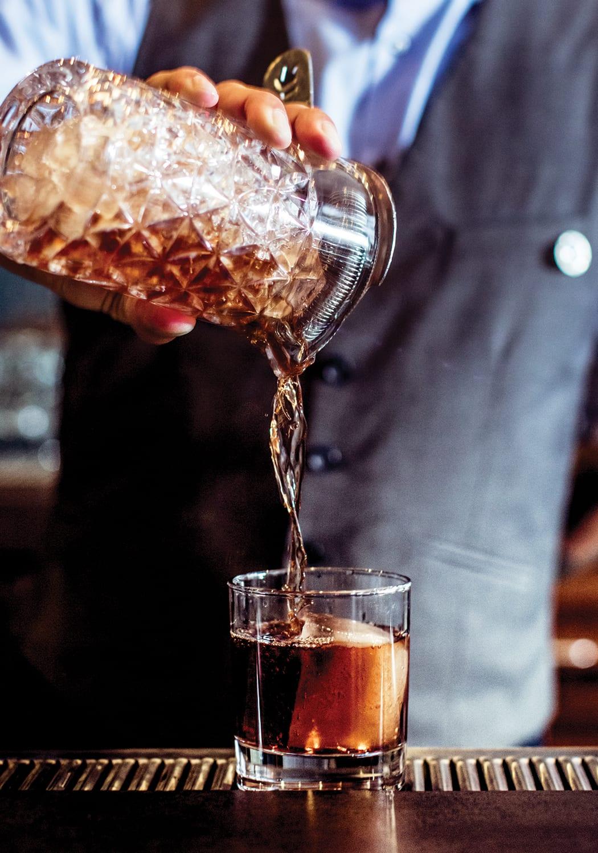 scotch cocktail