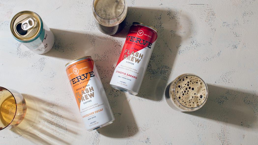 nitro flash brew