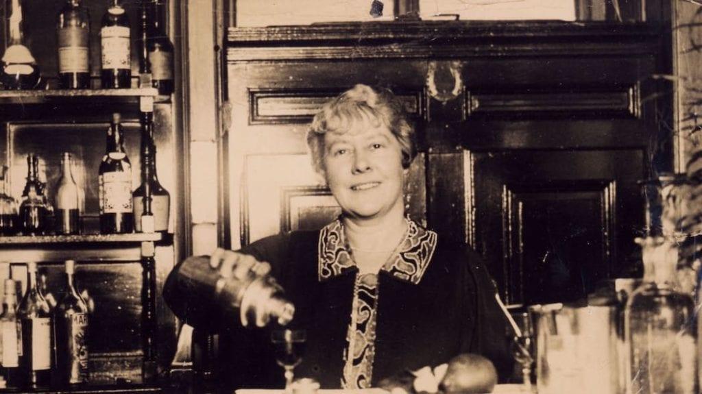 women in drinks history