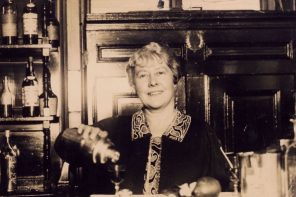 Famous Women in Drinks History