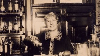 women in drinks history