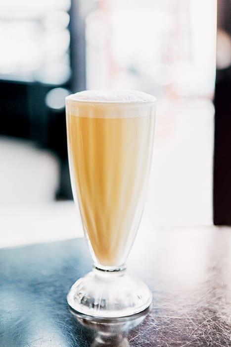 vanilla egg cream