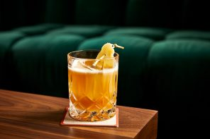 Brandy Cocktail: Zinger